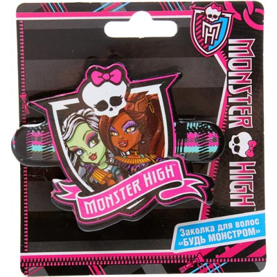 Monster High Заколка для волос Монстр Хай 21357,21356 2001-2882