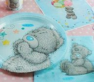 Baby Shower с мишкой Me to you