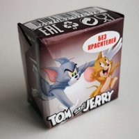 Том и Джерри Жев конфеты Tom and Jerry Кола 4шт 2005-2700