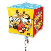 "Angry Birds Шар 3D КУБ 15"" Angry Birds 1209-0115"